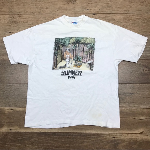 b9868243590f Hanes Other - Vintage Summer 1994 Its Where The Wild Things Are